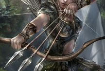 elfovia, škriatkovia
