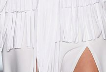 Bandage dress catwalk