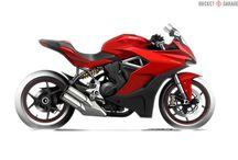 bike Ducati concept