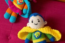 crocheting patterns and inspirations