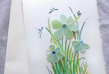 Sea glass ideas / by Michelle Johnson