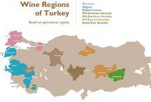 Mapy vín