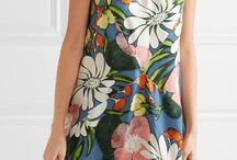 Floral Clothing And Accessories