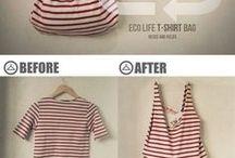 recyklace oblečení