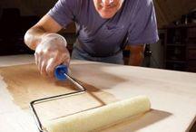 Woodworking - Finishing