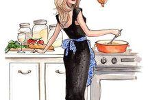 domestic wife