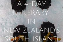 New Zealand Itineraries