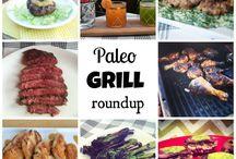 Paleo grill