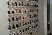 Figurines display