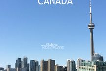 Canada / Rocky Mountains, Banff, Vancouver, Toronto with guides on what to do and how to get there.