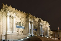 Met Museum in NYC / Paintings, galleries and displays from the Metropolitan Museum of Art in NYC. Awesome museum... / by Joel Caballero