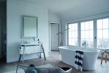 Badkamer / De nieuwste badkamertrends die wij spotten bij onze klanten Dornbracht, Duravit, Cosentino