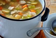 Soup / by Fara Bezan