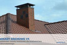 Nasady dachowe Jeremias / Nasada dachowa Jeremias VK jest alternatywą dla ciężkich tradycyjnych kominów murowanych, a z podłączonym systemem kominowym, tworzy kompletny komin. http://blog.stalowedomy.pl/nasady-dachowe-jeremias/