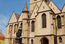 10 motive pentru a vizita zona Sibiului / Motive vizuale pentru a ajunge in Sibiu, fosta Capitala  Culturala Europeana, si in imprejurimi