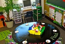 Classroom Inspiration / by Little Miss Kindergarten