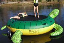 pool floats