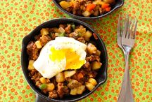 Why I love my Cast Iron Skillets so much / by Kristi Hahn