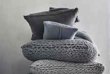 ..fluffy pillows..