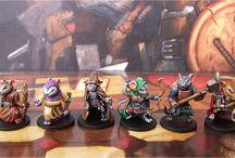 Cool miniatures!