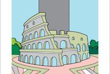 Coloseum-Rome