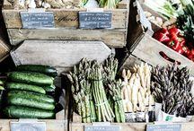 Images au marché