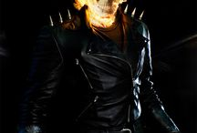 Ghost rider / by Lora Spinabella