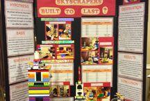 Science project board