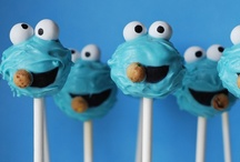 Cookie Monster / by Terri Bramley