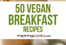plant based breakfast recipes
