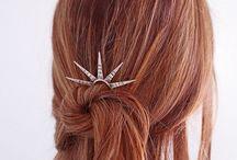 Hair pins, Hair accessories