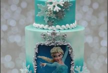 Riley's 6th birthday / Frozen birthday / by Brittany Williams
