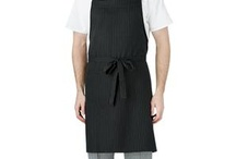 Chef Aprons and Hats / Choose from a variety of chef aprons and chef hats to complete your chef uniform.