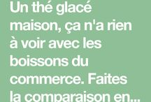 The glacé