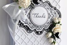 Anniversary/wedding cards / Handmade loving cards