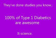 T1 Diabetes / by Jamie Bay