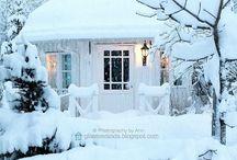 Winter..-zima