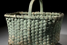 Antique Baskets / by Anne Nichols
