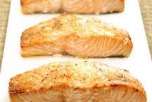 Seafood Recipes / by Jenna Lucree