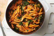 Recipes: One Pot Meals