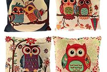 Owl ~ Decor / Owl home and living decor: inspiration from Hooty the Owl; character in the Thornton W. Burgess books.