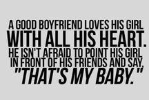 Boyfriend Goals