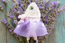 Handmade dolls & more