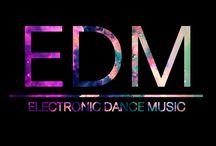 EDM Electronic dance music