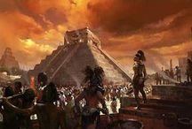 Ancient Mayas