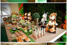 BOY Birthday party ideas ♥ / by Kimberly Rojas