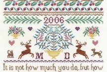 Cross Stitch Patterns and Ideas / Cross Stitch Kits, Patterns and Ideas for the enthusiast.
