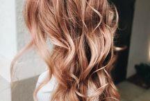 winter hair.