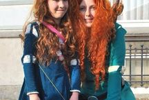 Halloween Costumes / Our favorite redhead costumes to rock this year for Halloween. #RedheadCostumes #Halloween