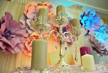 Event-studio Bouton / #Свадебный декор #Eventstudiobouton #гигантские цветы